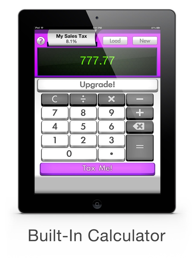 sales tax calculator free tax me shopping checkout coupon and