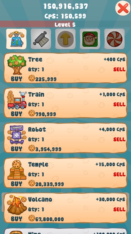 Cookie Clicker! - Free Incremental Game screenshot-1