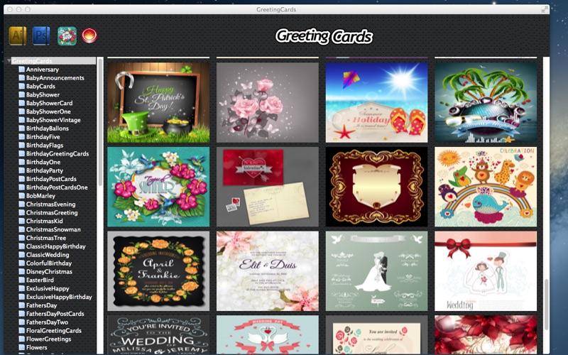 Greetings Card screenshot 2
