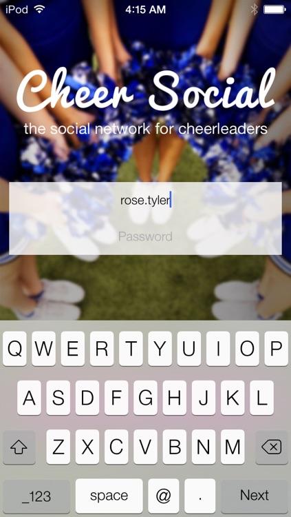 Cheer Social