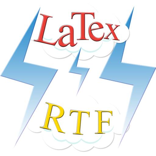 LaTex to RTF