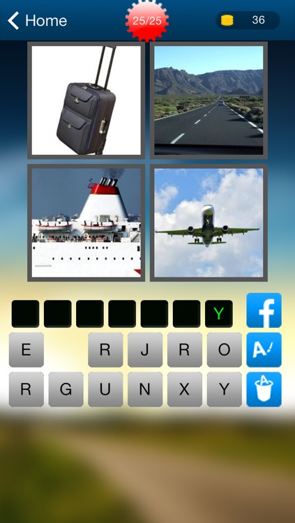 4 Pics 1 Word-Guess the word