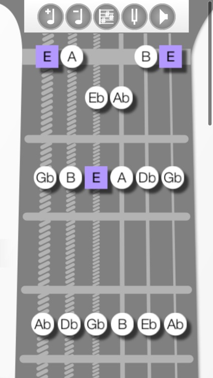 GuitarScales screenshot-1