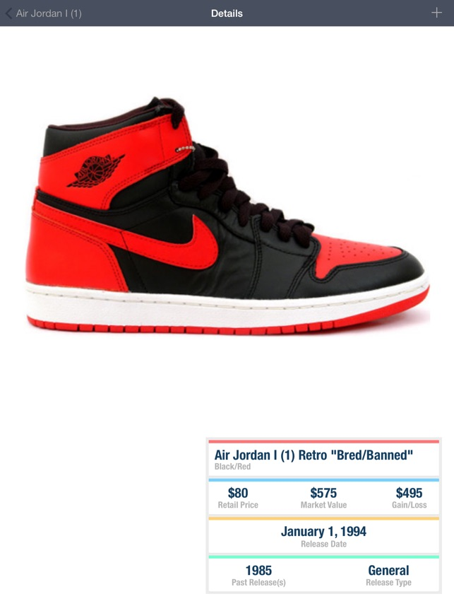 c88844b44a4870  SPG  Sneaker Price Guide   Release Dates on the App Store