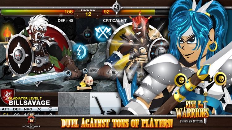 Rise of the Warriors screenshot-0