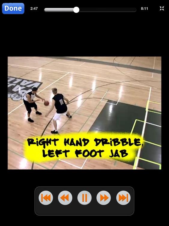 Unstoppable Offensive Moves: Volume 1 - Wing & Perimeter Scoring Skills - With Ganon Baker - Full Court Basketball Training Instruction - XL