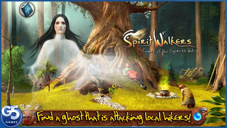 Spirit Walkers: Curse of the Cypress Witch (Full) screenshot-0