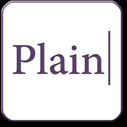 Ícone do app Plain Text