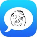 EasyRage – 850+ Popular Rage Faces for SMS