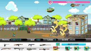 Zombie School Defense screenshot four