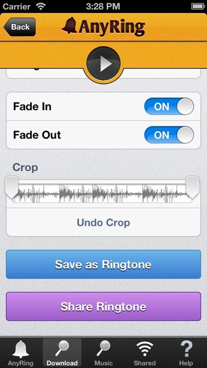 AnyRing Music screenshot-3