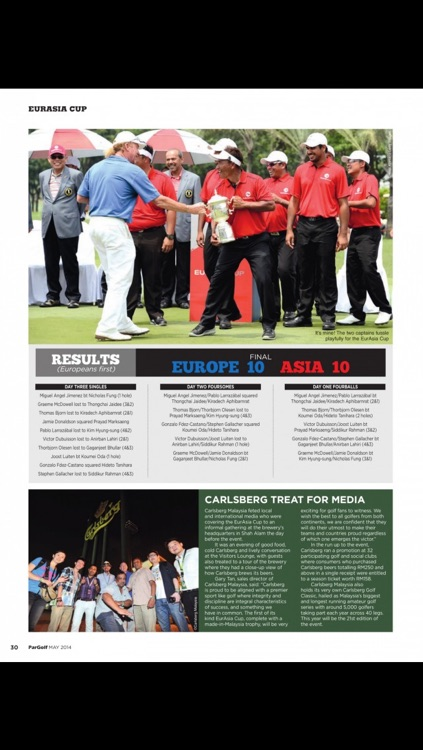 ParGolf Magazine