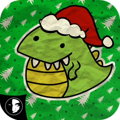 Doodle Dino - Racing to the Kingdom - Free Mobile Edition iOS App