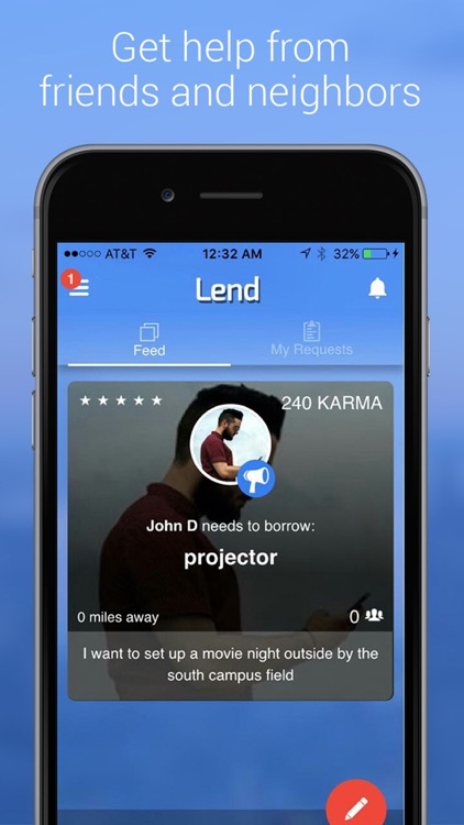 Lend - Harness Your Community
