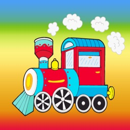 Railroad - Toddlers Audio Flash Cards