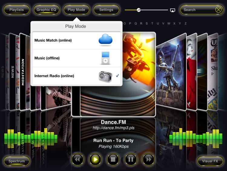 Reflection Music Player screenshot-4