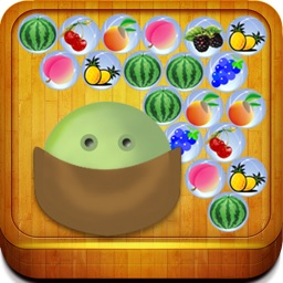 Happy Shooter HD (bubble fruits in the jungle)