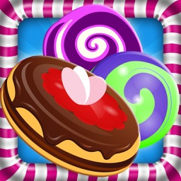 Candy Match Mania : A fun and addictive match 3 puzzle game