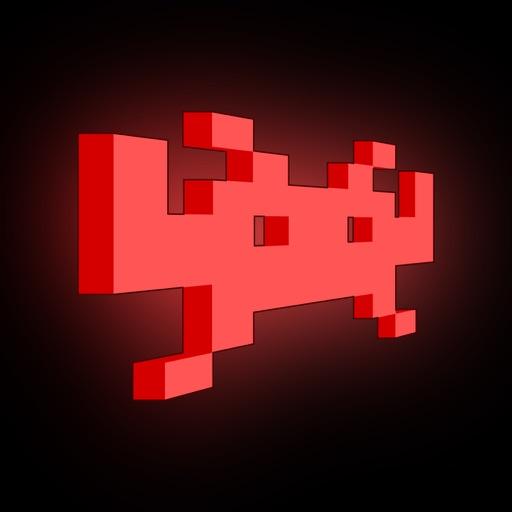 Invasion - 8bit 3D Arcade Shooter