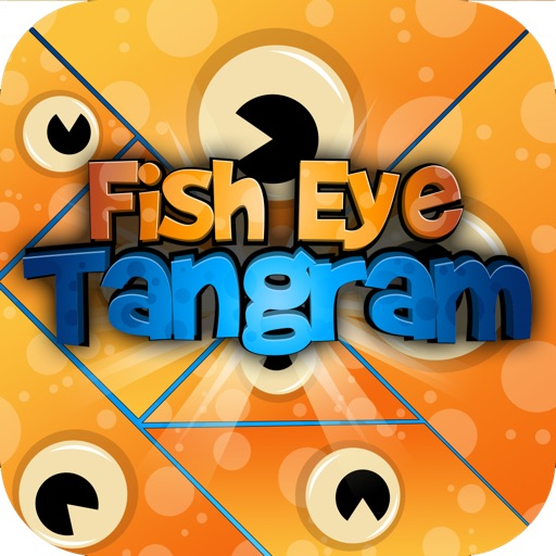 Fish Eye Tangram Lite icon