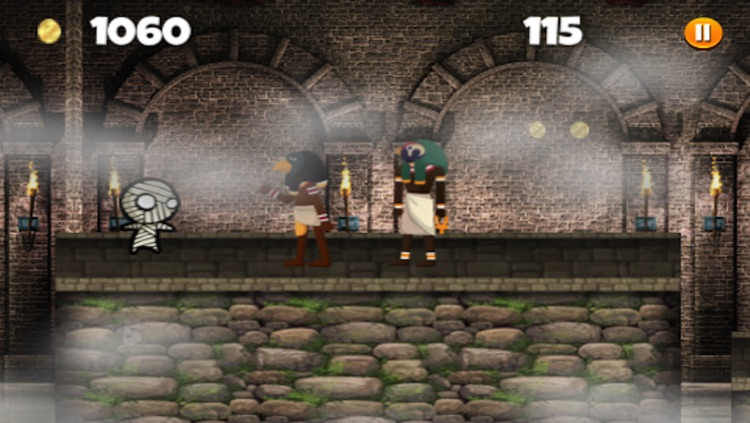 Angry Mummy: Temple Tomb Escape FREE screenshot-4