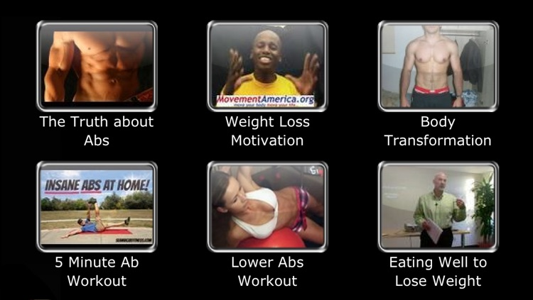 Weight Loss for Men (Lose the Belly) screenshot-0