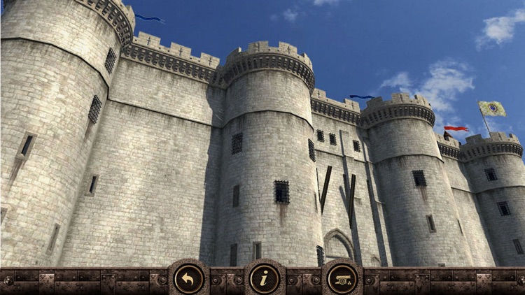The Fortress of Bastille - VR Tour screenshot-4