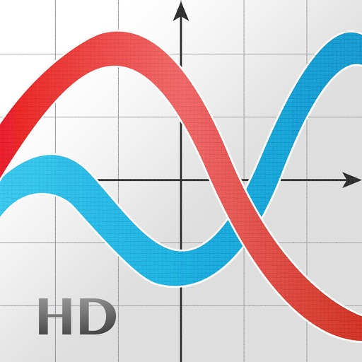 GraphMe HD: Graphing Calculator