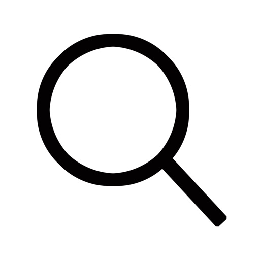 Smart Loupe - magnifying glass with light