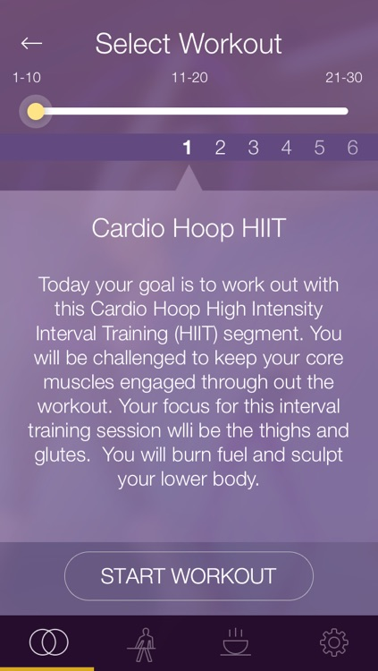 FXP Hula Hoop: Workout and Fitness Plan for Toning and Shaping Your Body screenshot-1