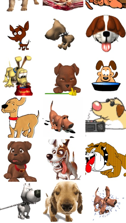 Dog Emojis screenshot-4