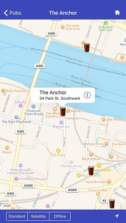 Top 7 London Pubs screenshot-3
