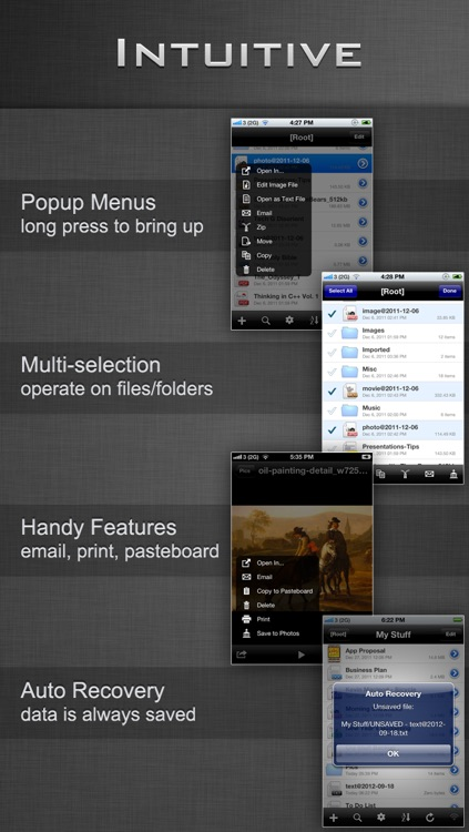 File Manager - Folder Plus screenshot-3