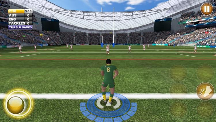 Rugby League Live 2: Quick Match screenshot-3