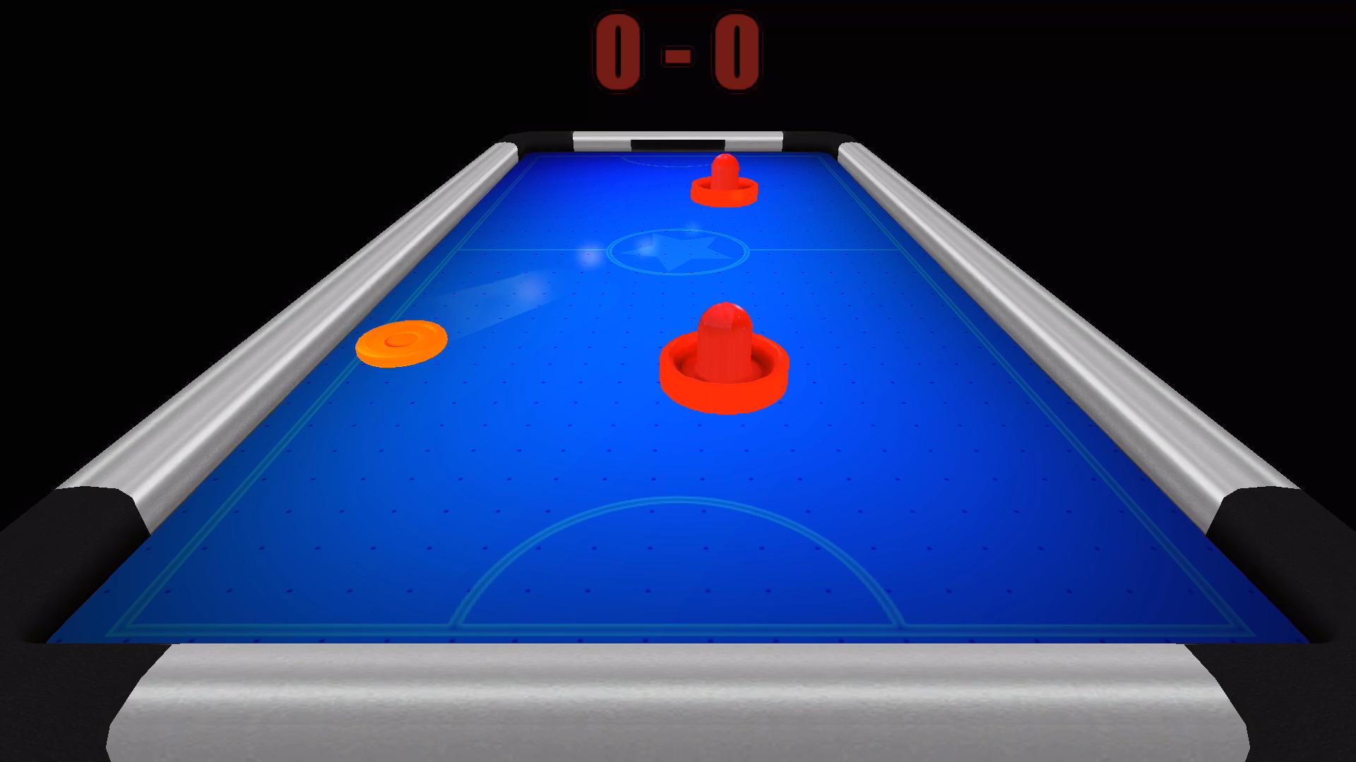 Air Hockey TV screenshot 1