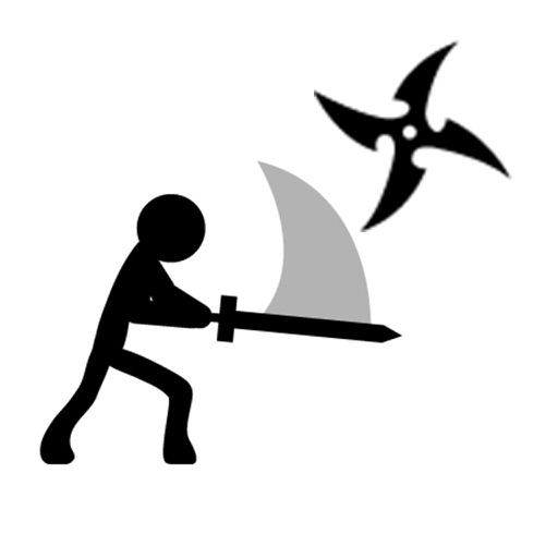 Stick Man Fighting Game iOS App