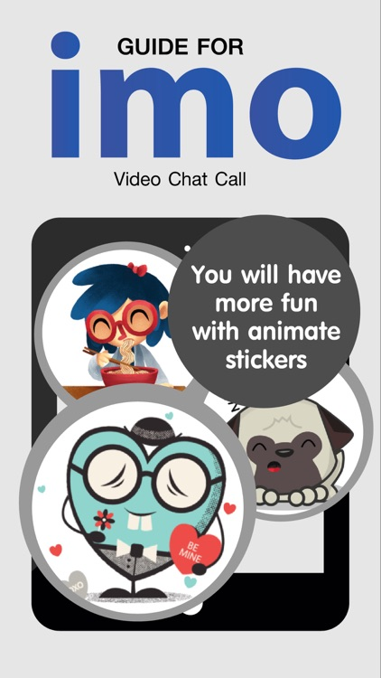 Guides for imo Video Chat Call by Athip Chonsawad