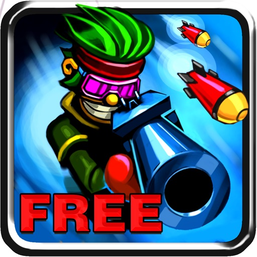 A JetBoard Commandos Winged Heros Vs Lava Men Free Racing Game