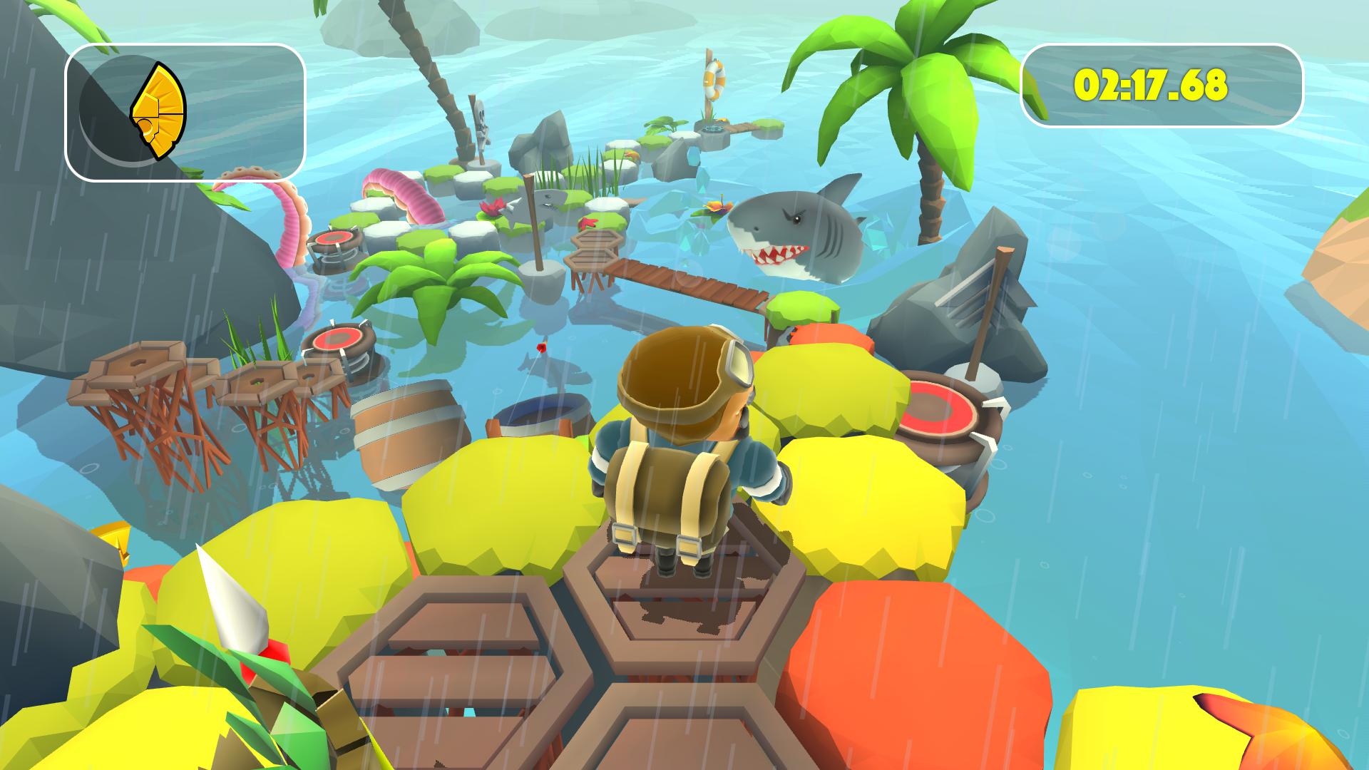 Nono Islands TV Edition screenshot 2