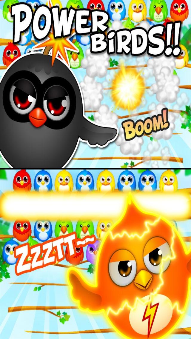 フライバード(Fly Bird 3.0) Free 3のスクリーンショット3