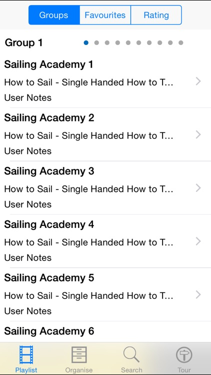 Sailing Academy screenshot-1