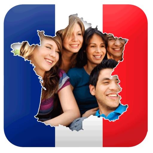 France Flag Frames