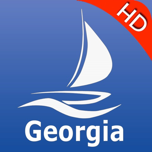 Georgia GPS Nautical charts pro