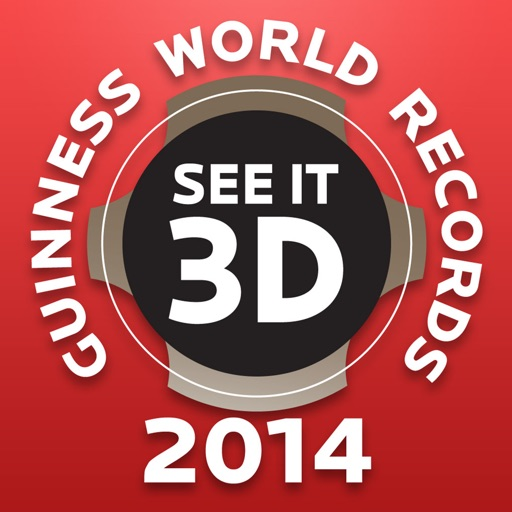 Guinness World Records 2014 – Augmented Reality