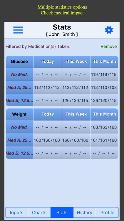 Glucose Monitor screenshot-3