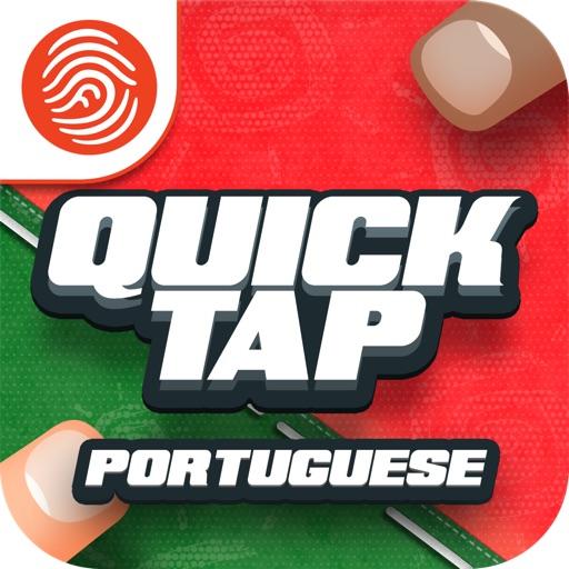 Quick Tap Portuguese - A Fingerprint Network App