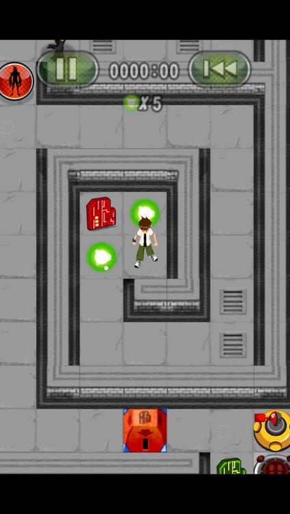 Ben 10 Generador de Juegos 3 screenshot-3