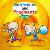 Sentences & Fragments Fun Deck