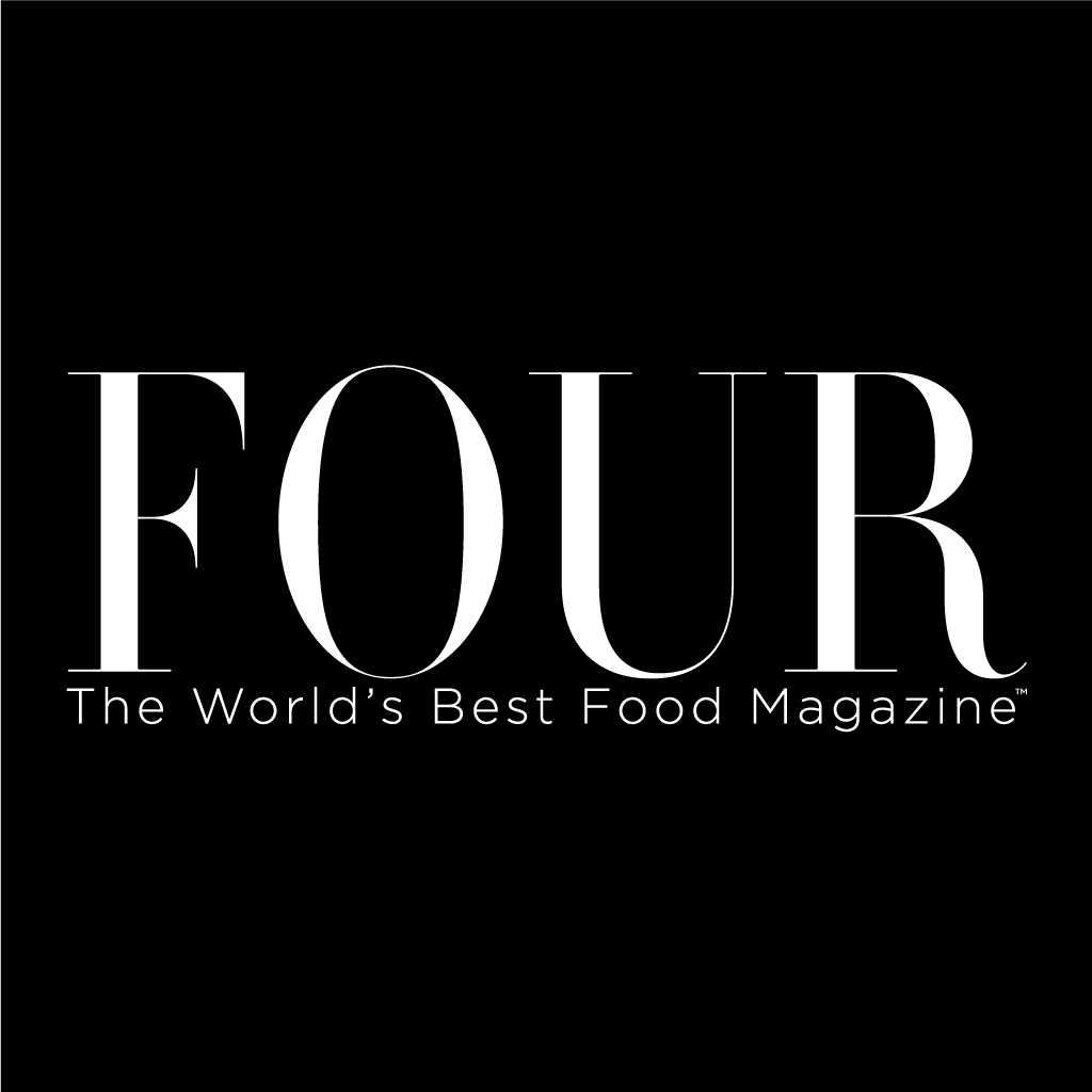 FOUR - The World's Best Food Magazine
