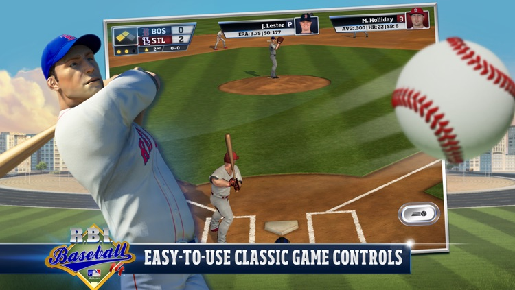R.B.I. Baseball 14 screenshot-1